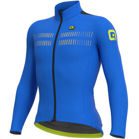 Alé Cycling Clima Protection 2.0 Warm Air LS Jersey Men blue